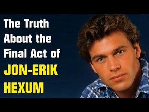The Truth About the Final Act of Voyagers' Jon-Erik Hexum
