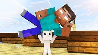 Download Lagu Steve Life 8-11  - Minecraft animation Mp3