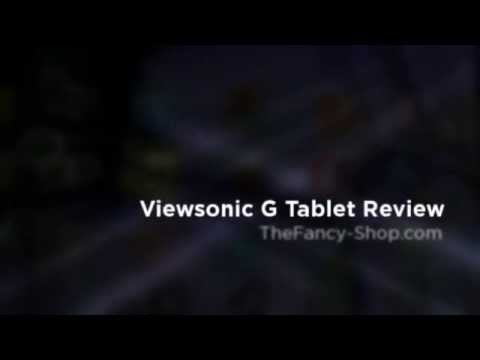 Viewsonic G Tablet Review