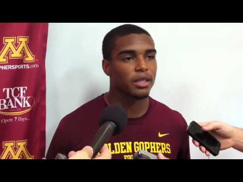 Brock Vereen Interview 8/2/2012 video.