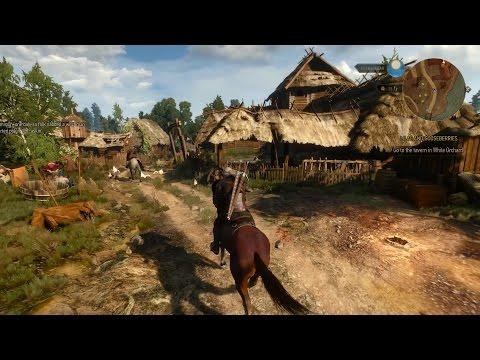 The Witcher 3: Wild Hunt için yeni bir oynanış videosu yayımlandı!