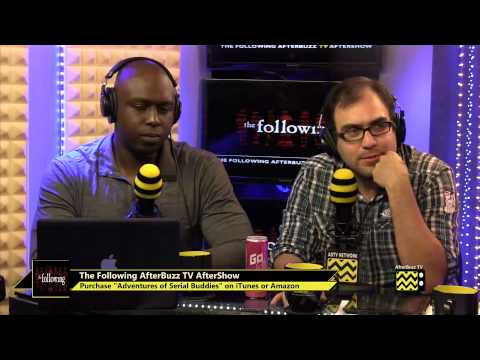 """The Following After Show Season 2 Episode 8 """"The Messenger"""" 