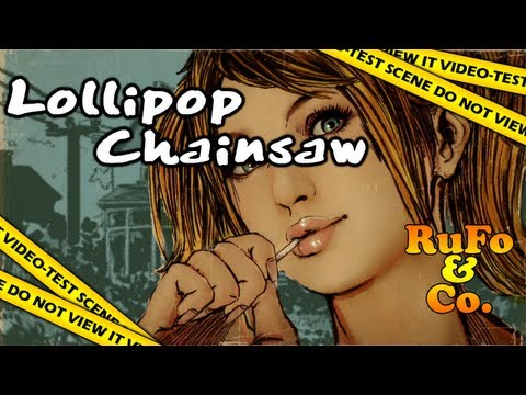 Lollipop Chainsaw - Le Vidéo-Test de RuFo & Co