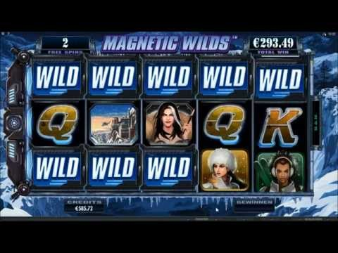 Girls with Guns - Frozen Dawn Slot - Magnetic Wilds Feature   Super Mega Big Win 1350x Bet