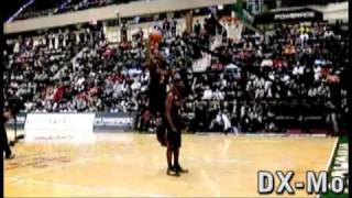 LeBryan Nash - 2011 McDonald's All American Dunk Contest - Dunk 2