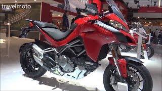 10. The Ducati Multistrada 2018 Motorcycles