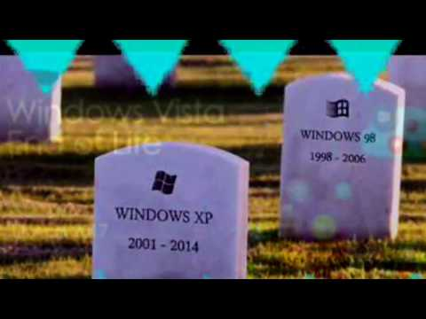 R.I.P. Windows Vista | End Of Support