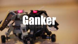 GANKER 官方宣傳片