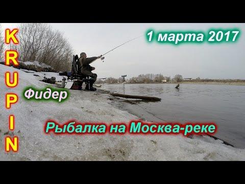 ока весенняя рыбалка