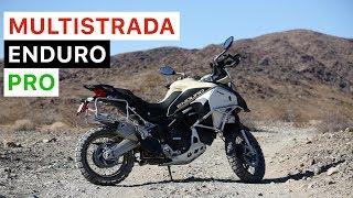 1. 2018 Ducati Multistrada 1200 Enduro Pro WALKAROUND + IMPRESSIONS