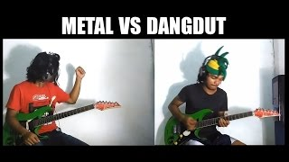 Video METAL VS DANGDUT MP3, 3GP, MP4, WEBM, AVI, FLV April 2019