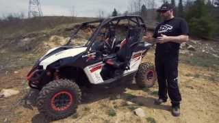 1. TEST RIDE: 2014 Can Am Maverick Xrs