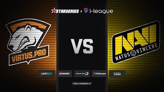 Virtus.pro vs Natus Vincere, map 1 nuke, StarSeries i-League Season 5 Finals