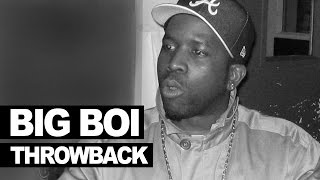 Big Boi freestyle off the dome 2006 never heard before