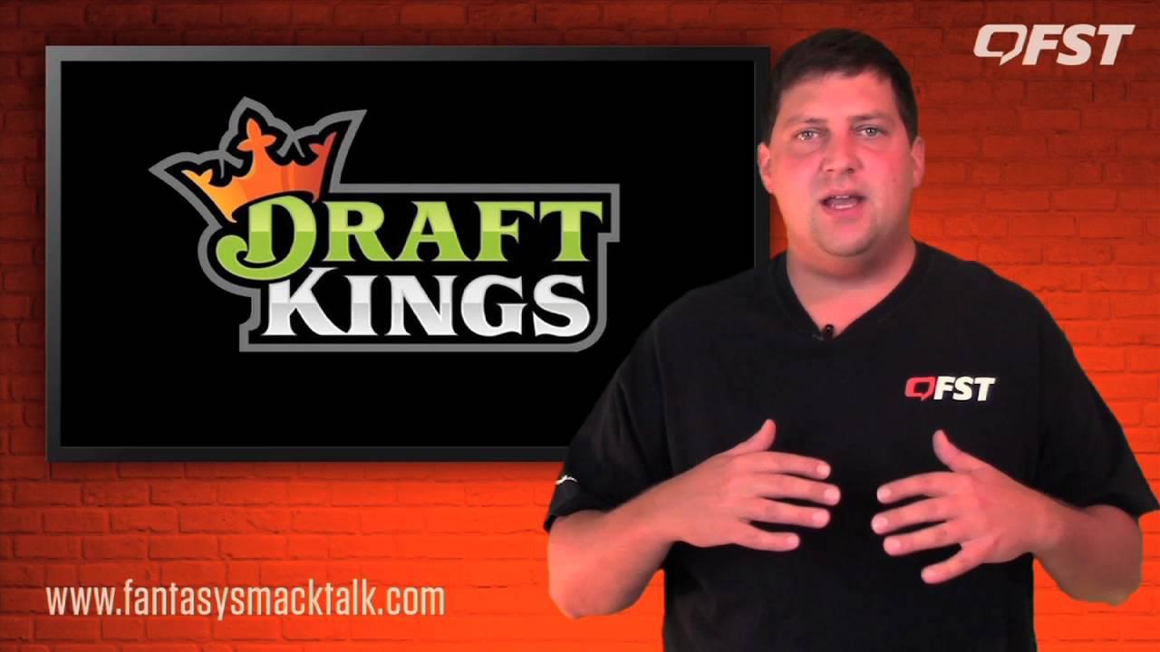 Daily Fantasy Football: Week 3 DraftKings Value Picks thumbnail