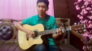 Al Ghazali  Lagu galau ost anak jalanan guitar cover