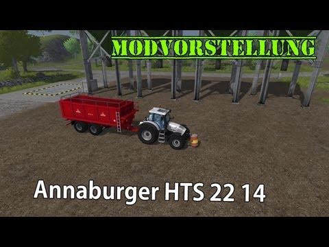 Anna Burger HTS 22 14 v3.0
