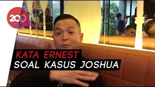 Download Video Soal Kasus Joshua Suherman, Ini Kata Ernest Prakasa MP3 3GP MP4