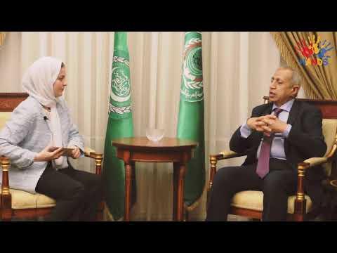 لقاء أسرة هاندز - من طلاب الأكاديمية مع سعادة الأستاذ الدكتور/ إسماعيل عبد الغفار