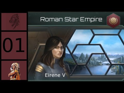 Stellaris Apocalypse - Roman Star Empire #1