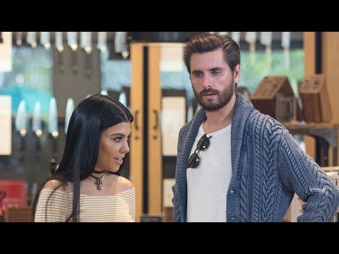 Kourtney & Scott Disick Reunited?
