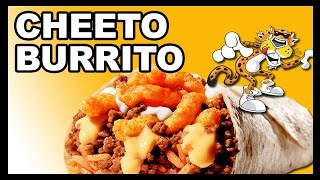 It was only a matter of time before Taco Bell decided to have Cheetos f@#% a burrito, and they now have a Cheeto Burrito, in some test markets.  But, there's a backlash from 4th Meal fans.  Has the Bell finally gone too far???Want to know what's going on with Food Feeder and Tasted in the future?Follow us and Noah on Twitter for updates:Noah: http://www.twitter.com/GalutenTasted: http://www.twitter.com/TastedChannelOh and we're on The Facebook: http://www.facebook.com/TastedChannelTune in to the Food Feeder with Tasted's food guru, Noah Galuten. Noah's been there and done that in pretty much every aspect of the culinary scene from his stint as a popular food writer for LA Weekly to now opening his own highly anticipated BBQ restaurant. Hop on for the ride as Noah gives us the inside scoop on what's hot and happening in the world of fascinating food from breaking news, to awesome events, cool chefs, incredible restaurants and all around good eats. Noah's the guy for everything you ever wanted to know about food... and then some.Watch more recent videos on Tasted:McGriddles All McDay? - Food Feederhttps://youtu.be/_MfkXZyFfB8The Most Expensive Wine in the World! - Food Feederhttps://youtu.be/xUCCCo2_e1YGrass-fed Burgers...from Chili's... - Food Feederhttps://youtu.be/CbbEtRCvv-cUgh.  Even Kale Is Bad for You Now - Food Feederhttps://youtu.be/pjj07OeyjKoBlack Ice Cream?!?!?! - Food Feederhttps://youtu.be/SAY6RbwRtMUA Restaurant for Cereal?!?!? - Food Feederhttps://youtu.be/QRX_agRZ_WMS'mores & Red Velvet Chips Ahoy! + Microwave = ??? - Food Feederhttps://www.youtube.com/watch?v=shodHcZ7CXgCheetos & Doritos IN ONE BAG?!?!?! - Food Feederhttps://www.youtube.com/watch?v=fYFsRKpP488Jif's Hazelnut Cheesecake Spread Gives Us a Sugar High!! - Food Feederhttps://www.youtube.com/watch?v=zRQax1UkRfUWe're Finally Trying Sriracha Cheez-It Snack Mix! - Food Feederhttps://www.youtube.com/watch?v=1N2Li6iE01oMaple Bacon Pop Tarts, In Our Face Holes. - Food Feederhttps://www.youtube.com/watch?v=0AXomF59F9gDoes Hershey's Simply 5 Syrup Taste Better Than The Original??? - Food Feederhttps://www.youtube.com/watch?v=GKtOuIP5ukUBad News for Soda Fans! - Food Feederhttps://www.youtube.com/watch?v=WSGBaXHtf0oWatermelon Pop Tarts, And They're Not Even Expired - Food Feederhttps://www.youtube.com/watch?v=l5jliEzLakMDo S'mores M&Ms Taste Like Camping? - Food Feederhttps://www.youtube.com/watch?v=zkBf5gz6hdoNoah's Back and He's Eating Chicken Fries Rings!! - Food Feederhttps://www.youtube.com/watch?v=Rpn5hpj_mm4Keurig + Krispy Kreme!!! - Food Feederhttps://www.youtube.com/watch?v=cecc3aRTEAAA Shake Shack Burger with PORK RINDS ON IT?! - Food Feederhttps://www.youtube.com/watch?v=z6fUc4tC2OIHealthy Hershey's?!?!?! - Food Feederhttps://www.youtube.com/watch?v=W237MO9LmS4Starbucks Wants You To Have S'More!!! - Food Feederhttps://www.youtube.com/watch?v=hEzyoW6Cas8Burger King's Latest Mashup: Whoppers + Hot Dogs - Food Feederhttps://www.youtube.com/watch?v=kzaAnFBr1ncIf You Like It Then You Make A Chicken Ring Of It!! - Food Feederhttps://www.youtube.com/watch?v=KvqDyYVzU4ESonic Got Jacked… With Flavor!! - Food Feederhttps://www.youtube.com/watch?v=fcO4Sp2felsSoda-Pop-Tarts?!?!?! - Food Feederhttps://www.youtube.com/watch?v=Ezr2WfZgqUI