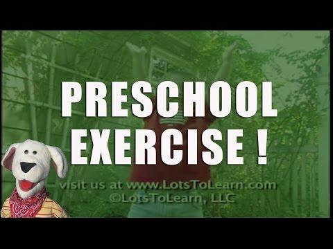 Preschool Preparation | Preschool Exercise | Preschool Activities | Toddler Videos