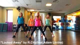 Video LOCKED AWAY-R.City(feat.Adam Levine)Dance Fitness Latin-Fusion COOL-DOWN Routine by Vickie Griffith MP3, 3GP, MP4, WEBM, AVI, FLV April 2019