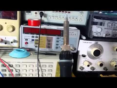 How to setup electronics lab part1
