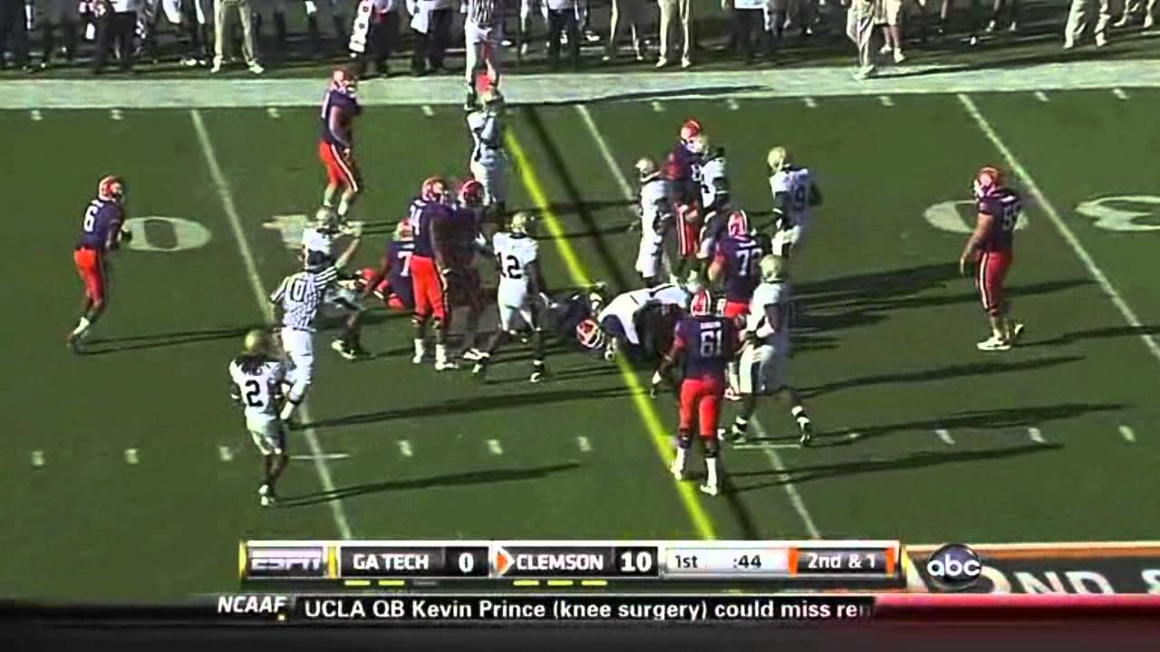 Andre Ellington vs Georgia Tech (2010)
