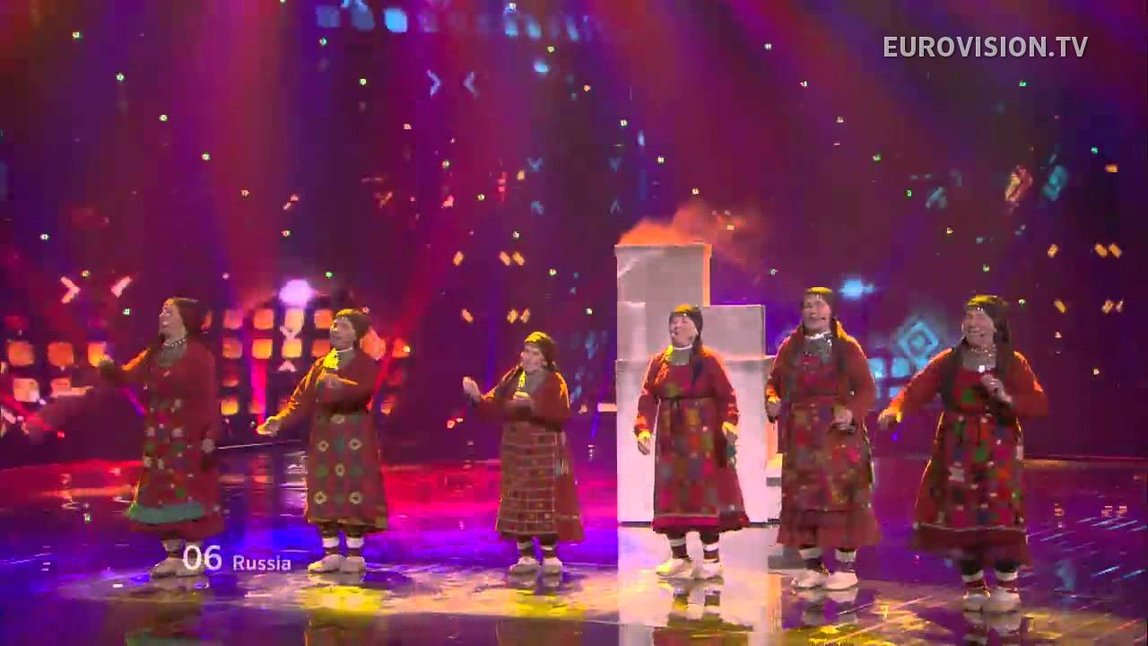 Buranovskiye Babushki - Party For Everybody (Russia 2012)