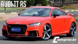 Ver o vídeo Avaliação: Audi TT RS