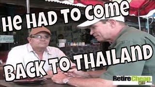 Interview With JC - Why This Man Had To Come Back To Thailand