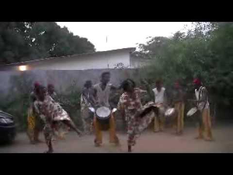 dundunba music @guinea 2010