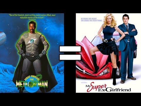24 Reasons The Meteor Man & My Super Ex-Girlfriend Are The Same Movie