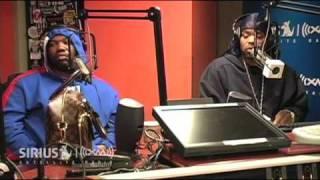 Ghostface Raekwon and Method Man [EXPLICIT]  // SiriusXM // Shade 45