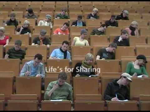 Life's for sharing - That's an unofficial T-Mobile commercial. It's the result of a student project and has nothing to do with the real T-Mobile commercials or the T-Mobile compa...