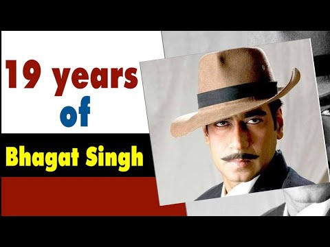 Ajay Devgn celebrates 19 years of film The Legend of Bhagat Singh