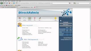 การสร้าง Databased บนhost