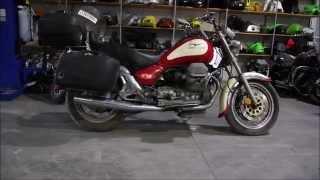 9. Moto Guzzi 1998 V11 California Used Parts