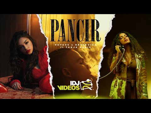 Pancir - Voyage x Breskvica - feat. Tanja Savić - nova pesma, tekst pesme i tv spot