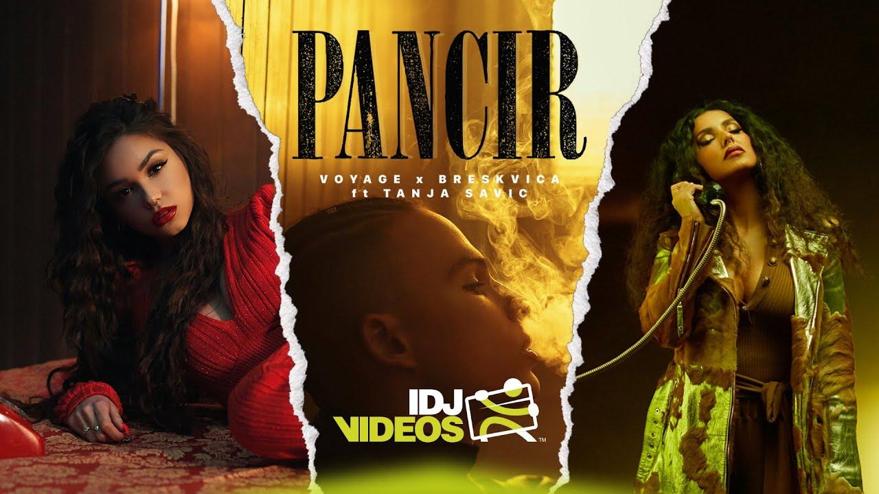 Pancir – Tanja Savić ft. VOYAGE X BRESKVICA