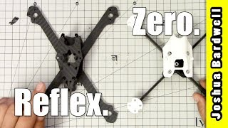 In this video, I review the Zdrone Reflex and the QuadRacer Zero. Both of these quadcopter frames have notable features that are worth paying attention to, even though neither of them is exactly my favorite type of frame to build or own.Zdrone Reflex (ships from Israel): https://www.zdrone.co.il/product-page/reflexZdrone Reflex (Piroflip, ships from US): http://pirofliprc.com/ReflexS-218-Stretch-Race-Frame_p_4062.htmlQuadRacer Zero: https://quadracer.com.au/products/zero