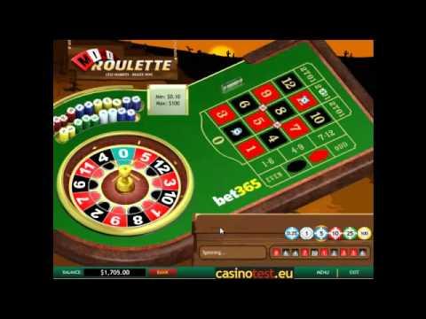 Mini Roulette Video