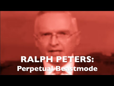 Lt. Col. Ralph Peters got suspended.  For being a great American.