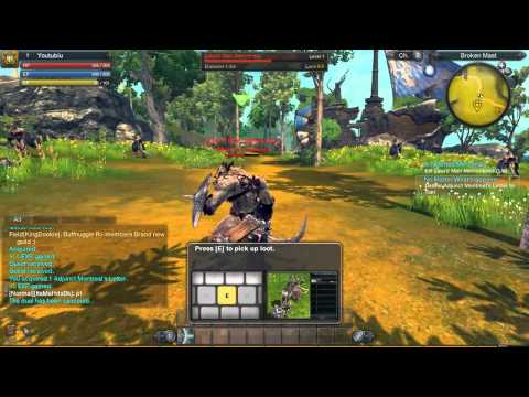 RaiderZ – Gameplay Comentado PT/BR MrGordoGamer