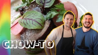 2 Gays, 1 Tongue: How to Make Pastrami Beef Tongue | CHOW-TO by Chowhound