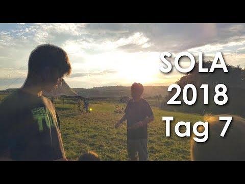 SOLA 2018 Tag 7