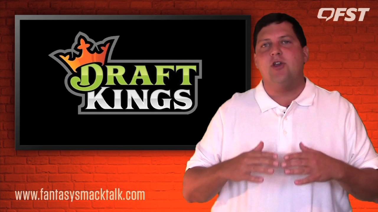 Daily Fantasy Football: Week 13 DraftKings Value Picks thumbnail
