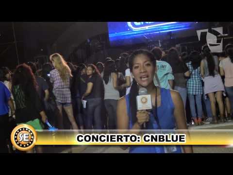 Sábado Espectacular – CNBlue Concierto en Lima